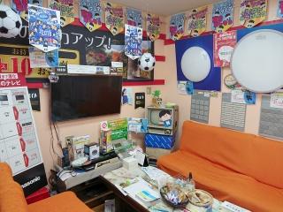 タマヤデンキ客室
