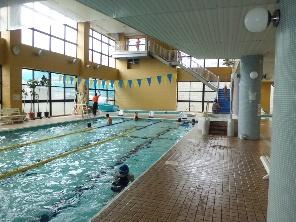鵜の浜人魚館プール